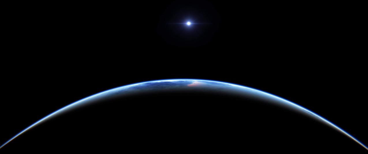 星星,太空,绘画,绘画,CGI,数字艺术,鱼眼