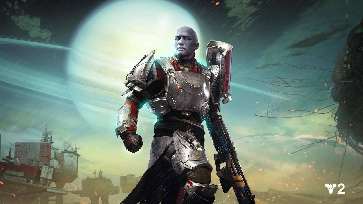 Destyy2,视频游戏,Zavala,泰坦,外星人,星球,科学