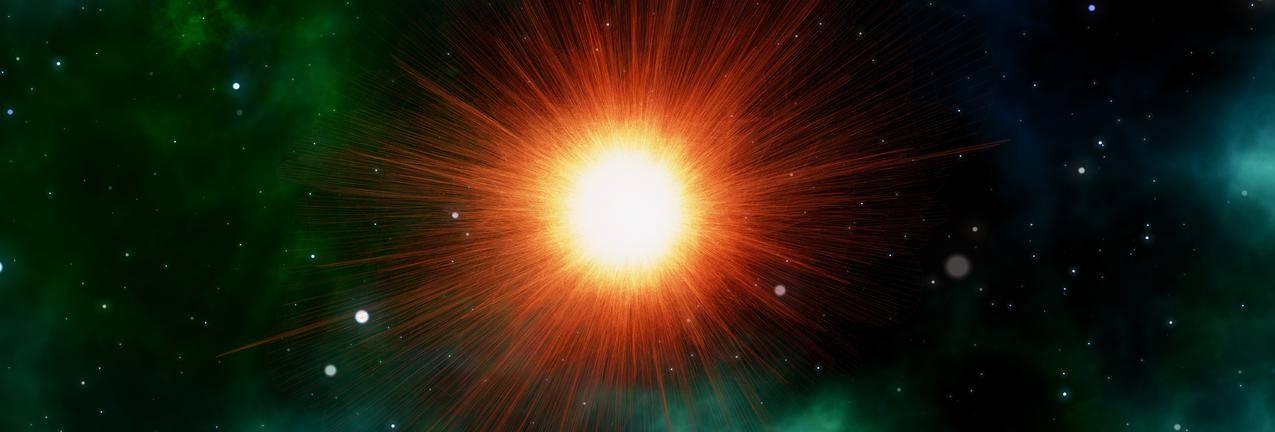 宇宙,星空,光,光线,空间,星系,6K图片