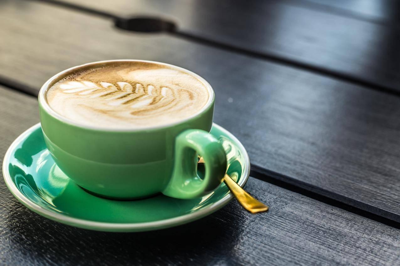 咖啡,卡布奇诺咖啡,5K高清图片素材