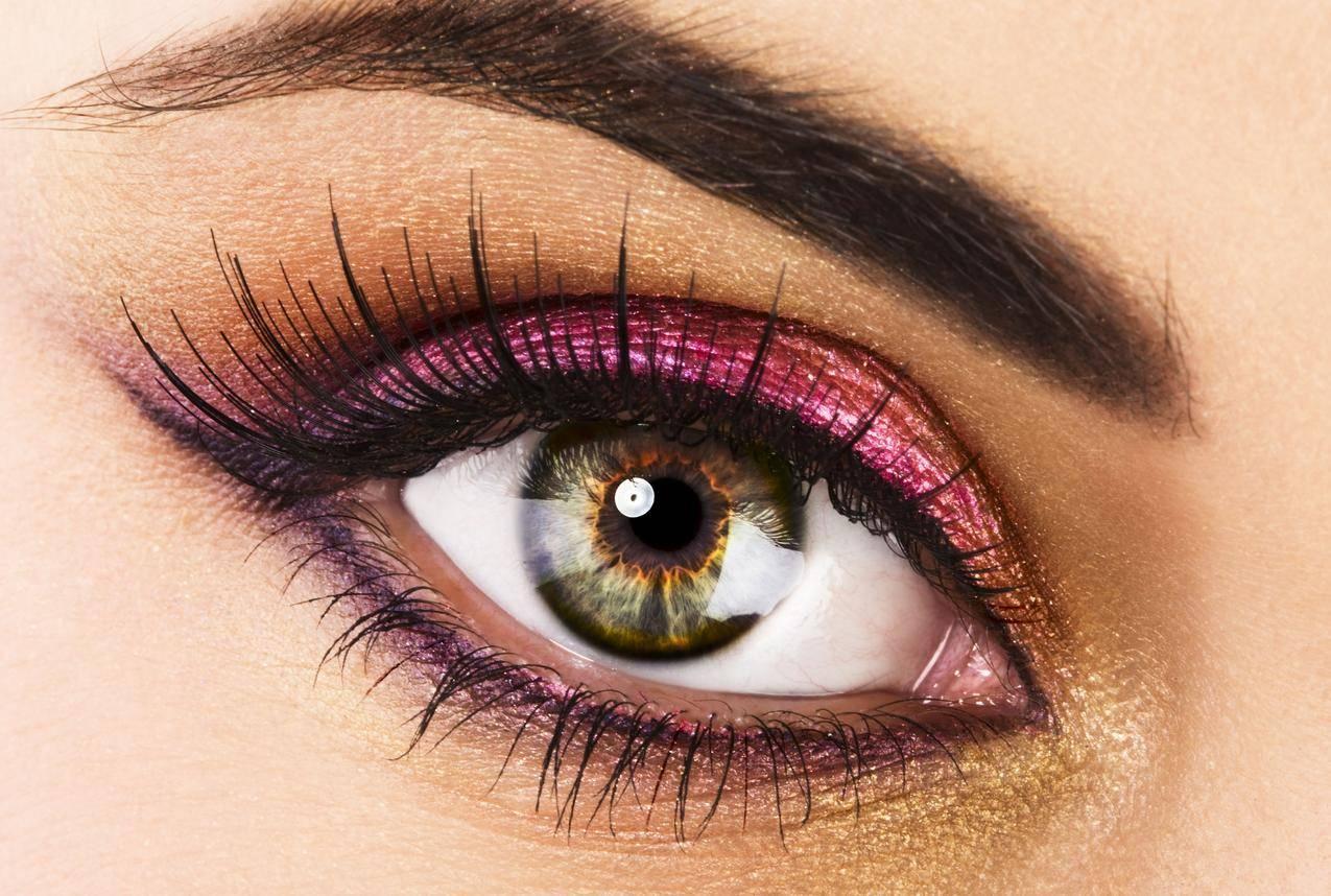 性感眼睛,美女,化妆,4K眼睛图片