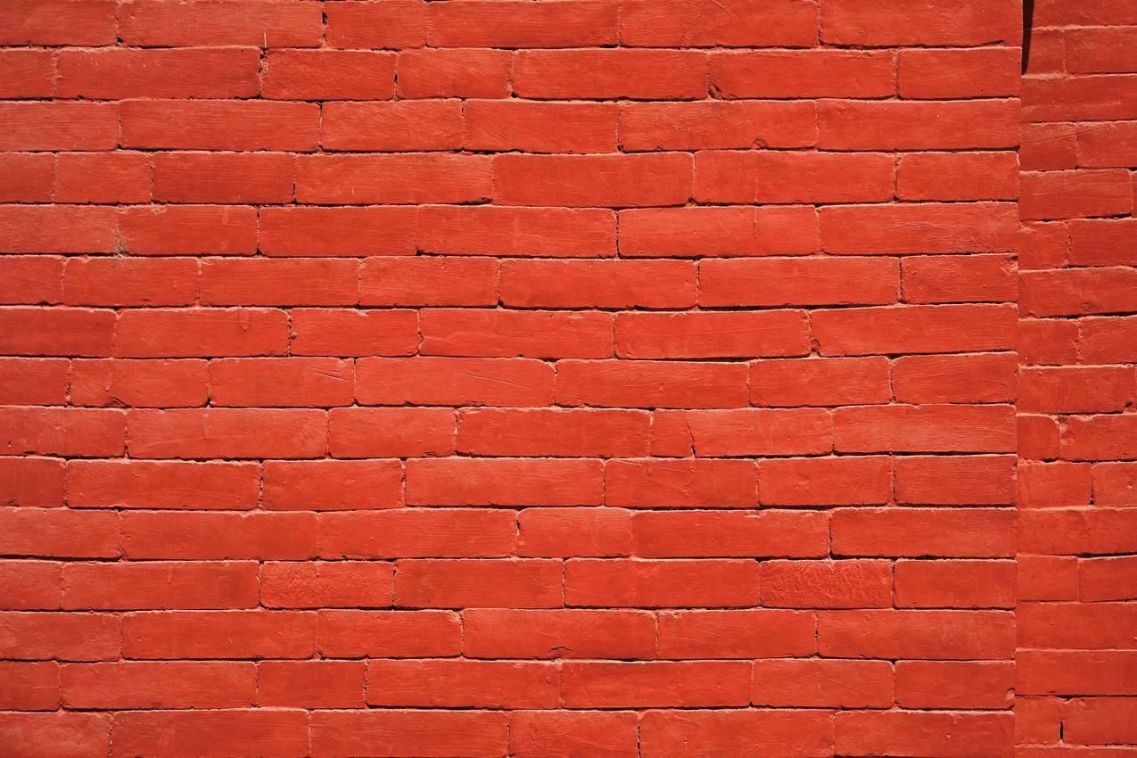 红色砖,纹理,房子,砖纹理4K壁纸