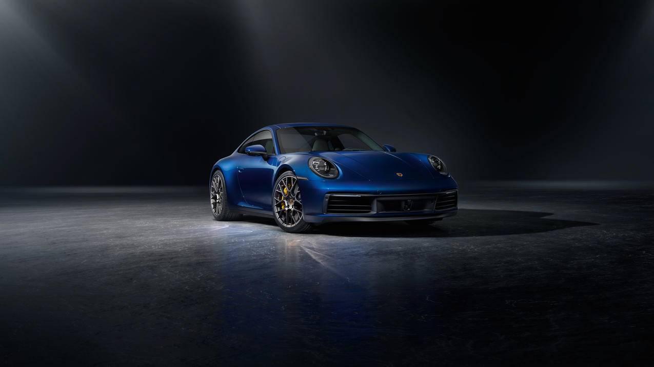 保时捷Porsche 911 Carrera 4S 4k壁纸
