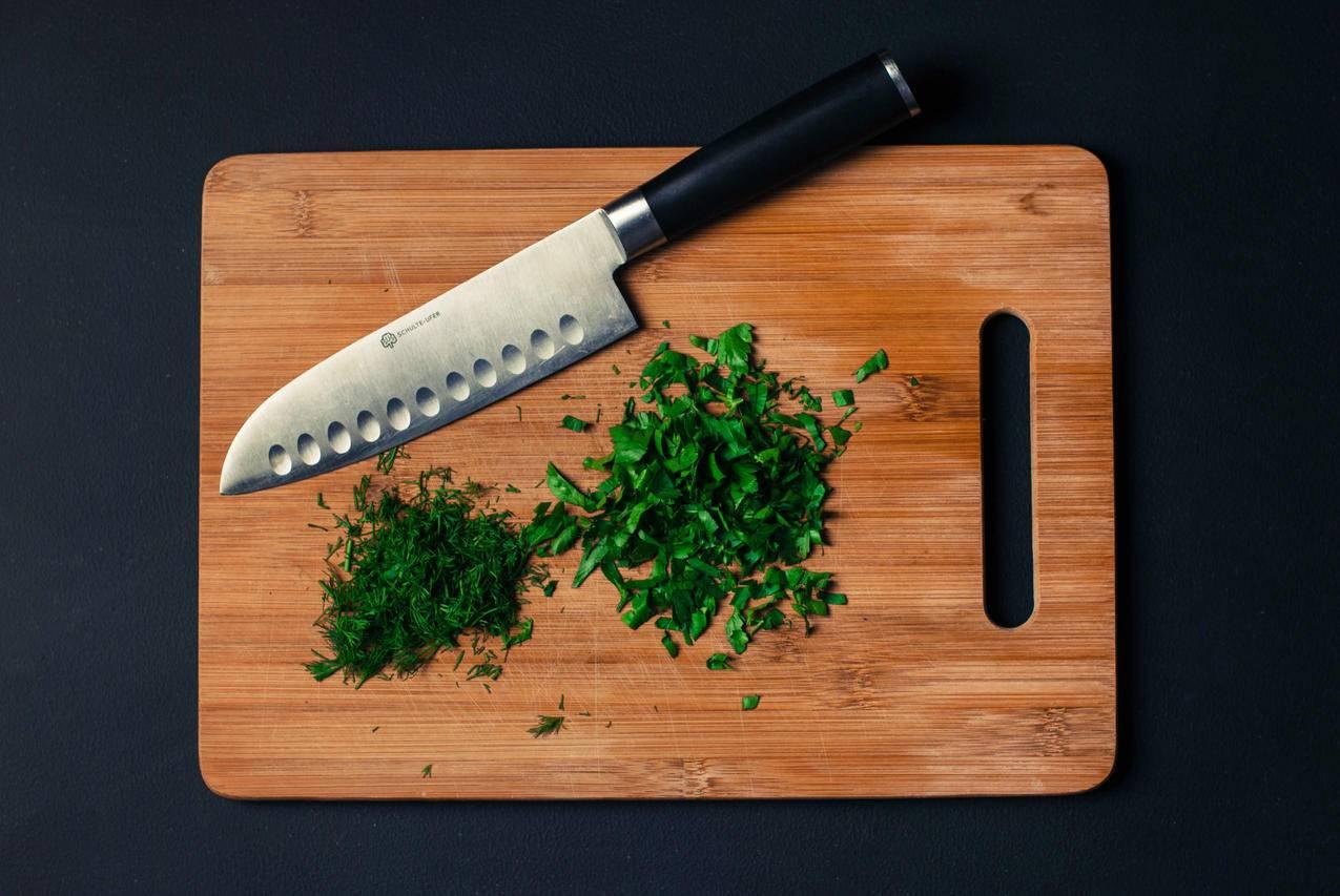 免费食品图片,切割板,烹饪,刀