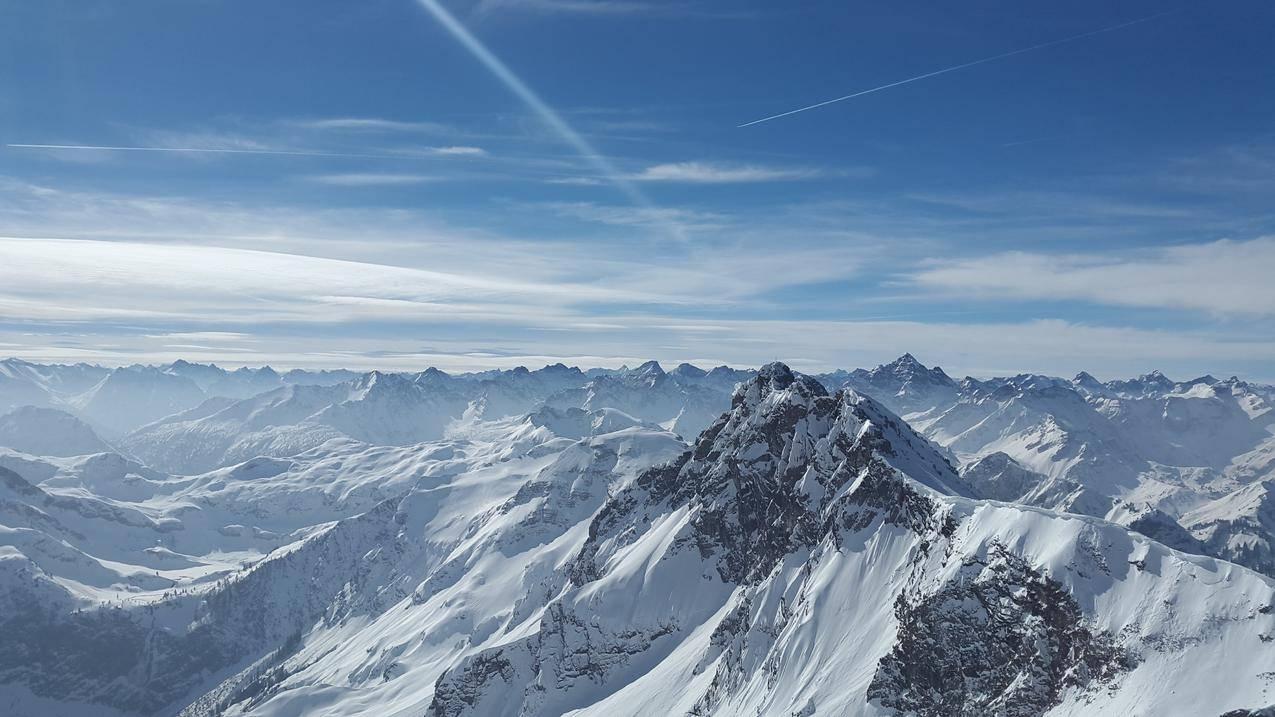cc0免费可商用的冷,冰川,雪,风景图片