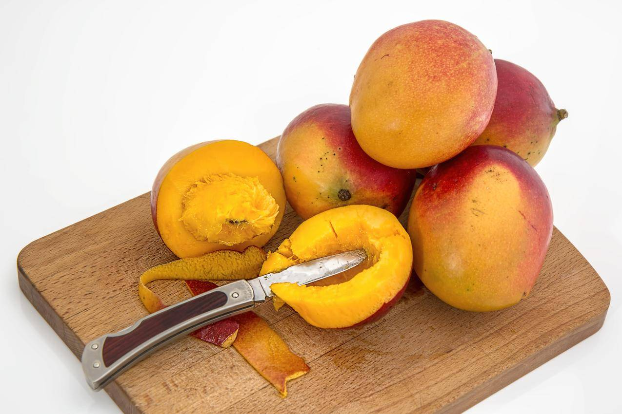 cc0可商用高清食品,水果,刀,新鲜图片