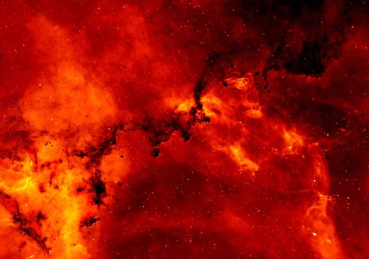 星团,玫瑰星云,星系,宇宙,5K壁纸