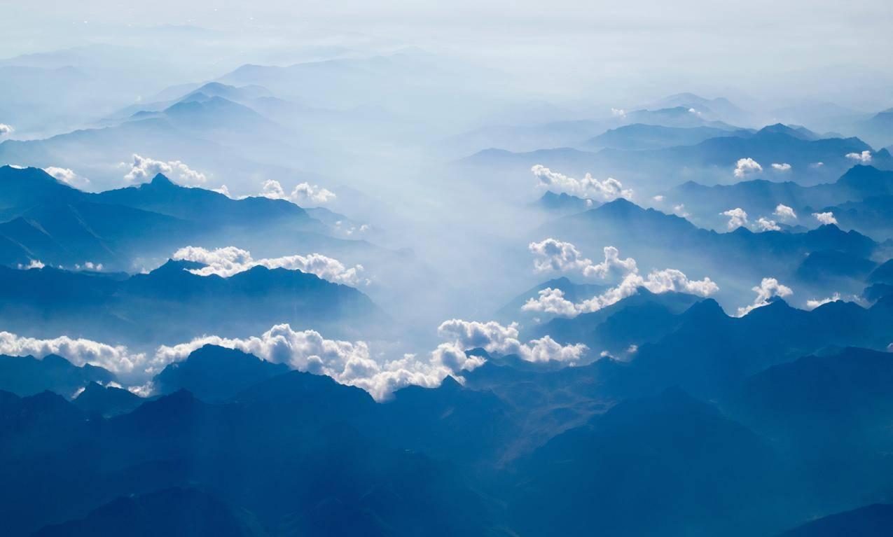 日出,美丽,天空,云,自然,6K风景图片