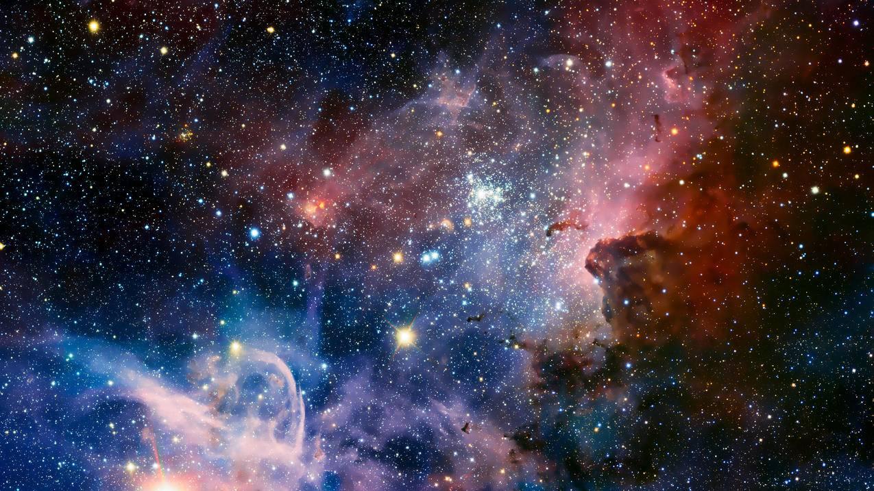 星云,星空4K高清壁纸