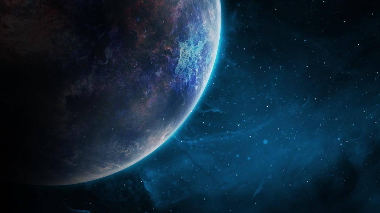 空间,星系,行星,宇宙,背景,星空4K壁纸3840x2160