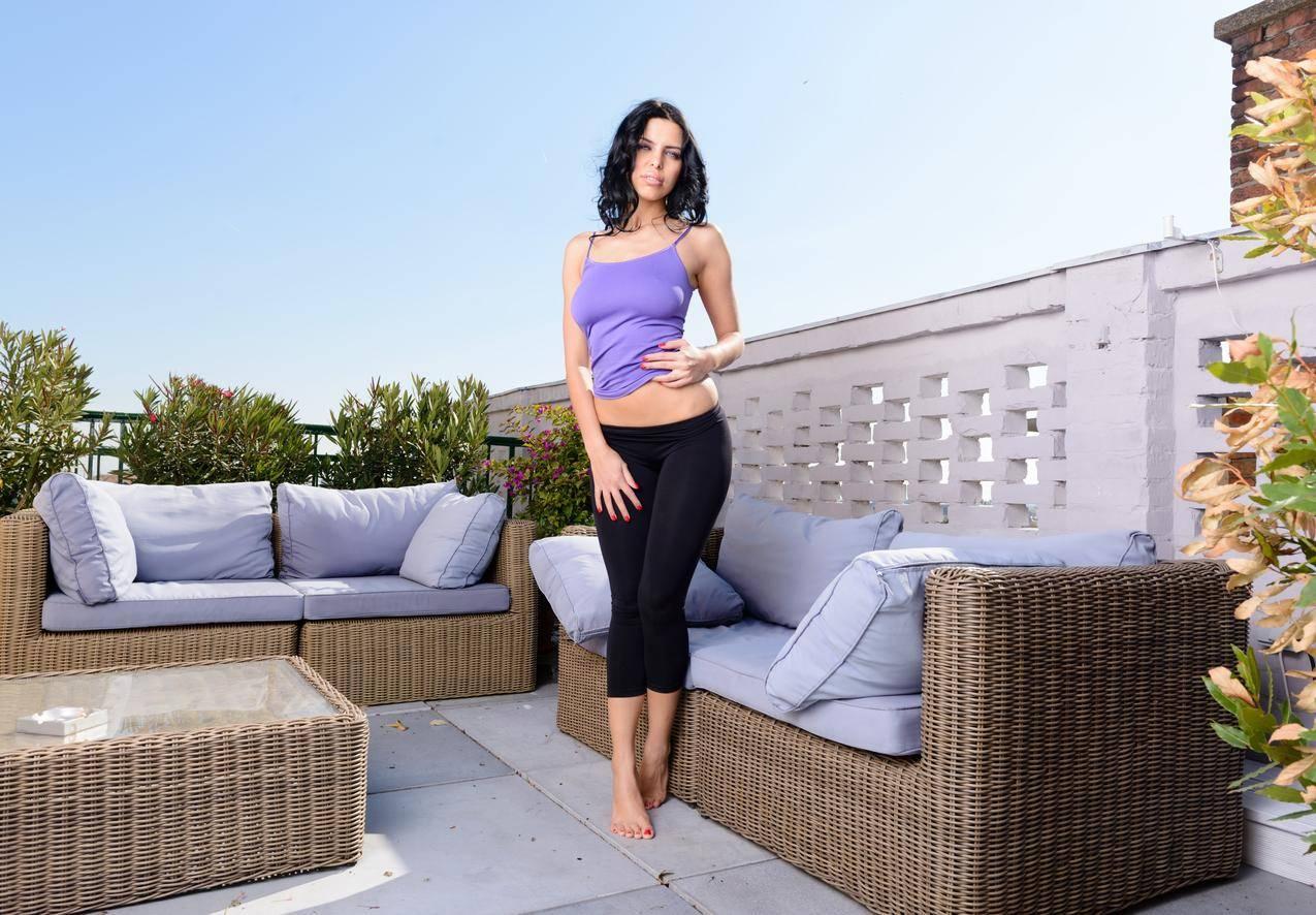 黑发,美丽长腿,美女4k图片