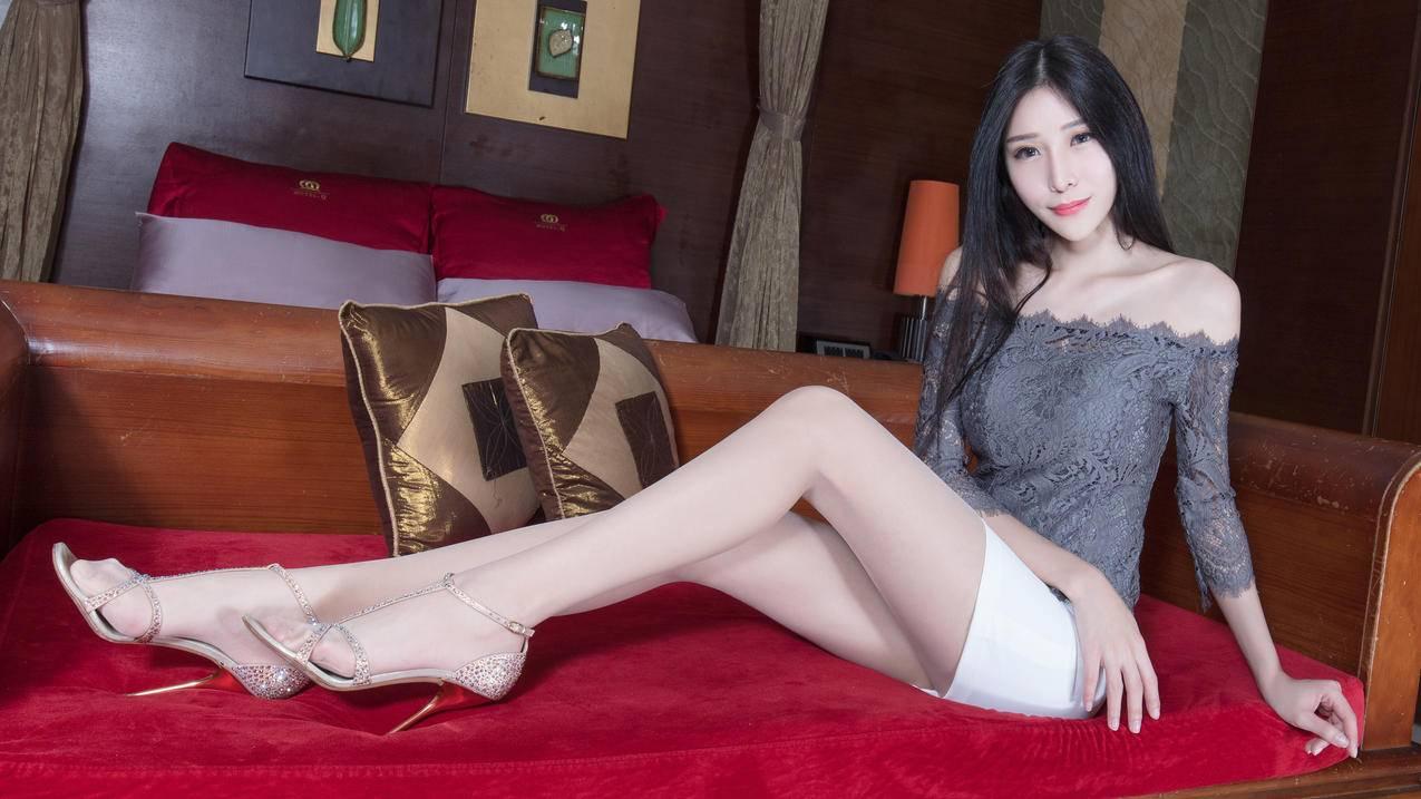 Xin美腿写真4K壁纸