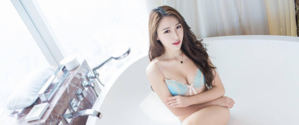 刘奕宁Lynn,性感内衣美女3440x1440壁纸