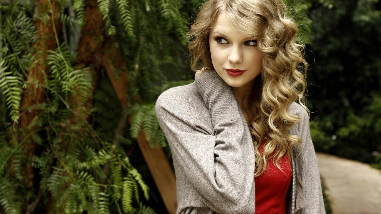 Taylor,Swift泰勒斯威夫特4K壁纸图片