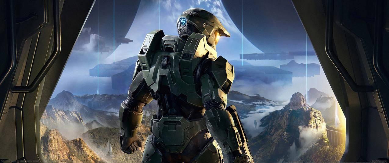 光环_无限Halo_Infinite3440x1440游戏壁纸