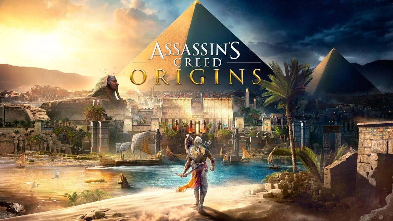 刺客信条起源Assassins,Creed,Origins4K壁纸