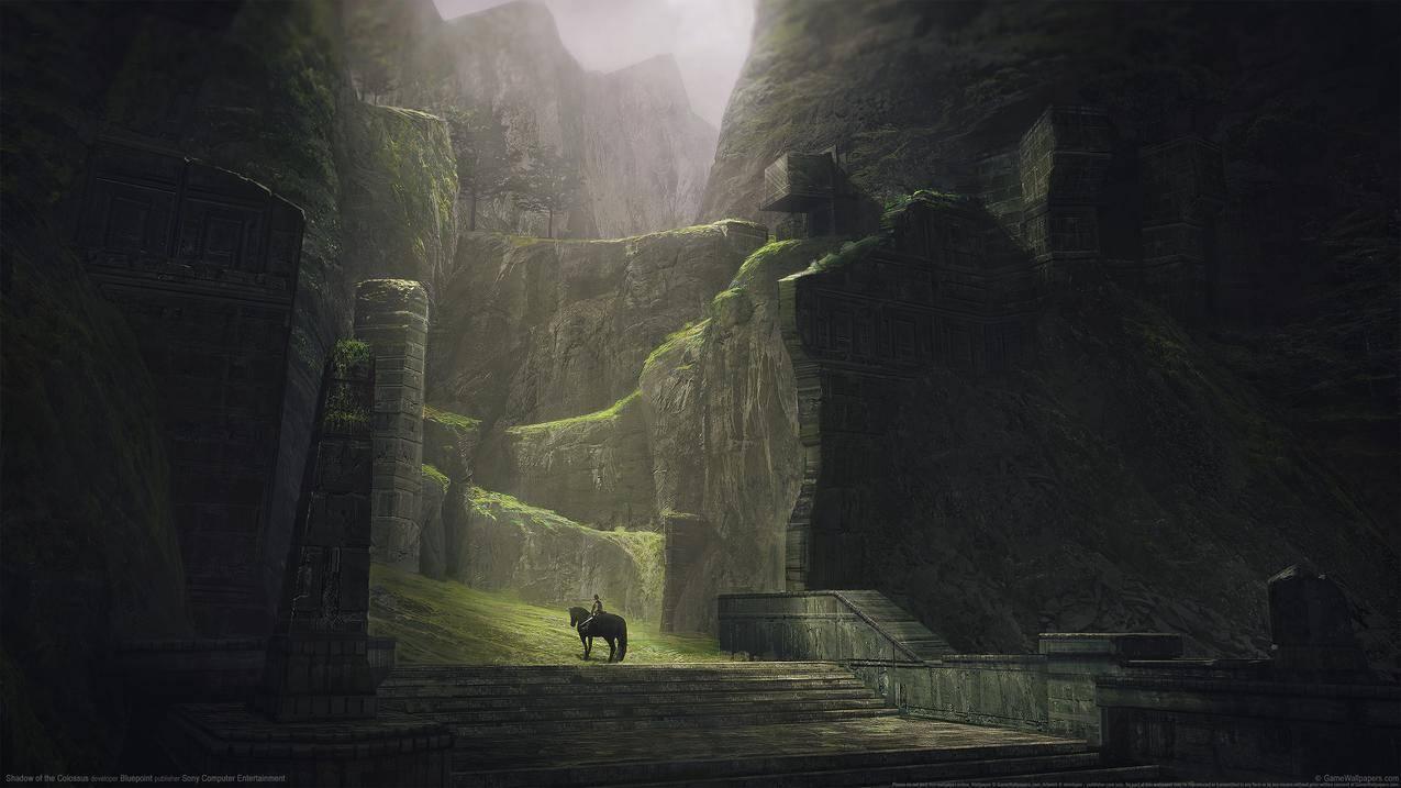 旺达与巨像Shadow of the Colossus4k游戏壁纸3840x2160
