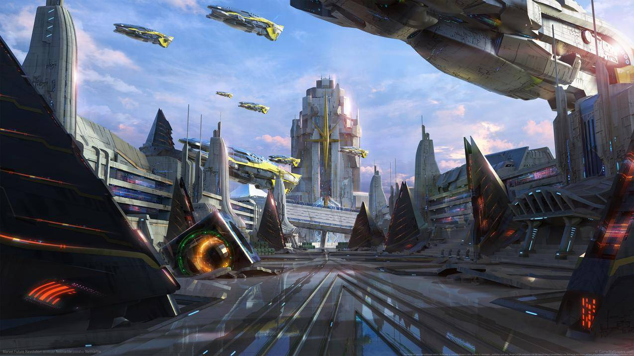 Marvel,Future,Revolution4k游戏壁纸3840x2160