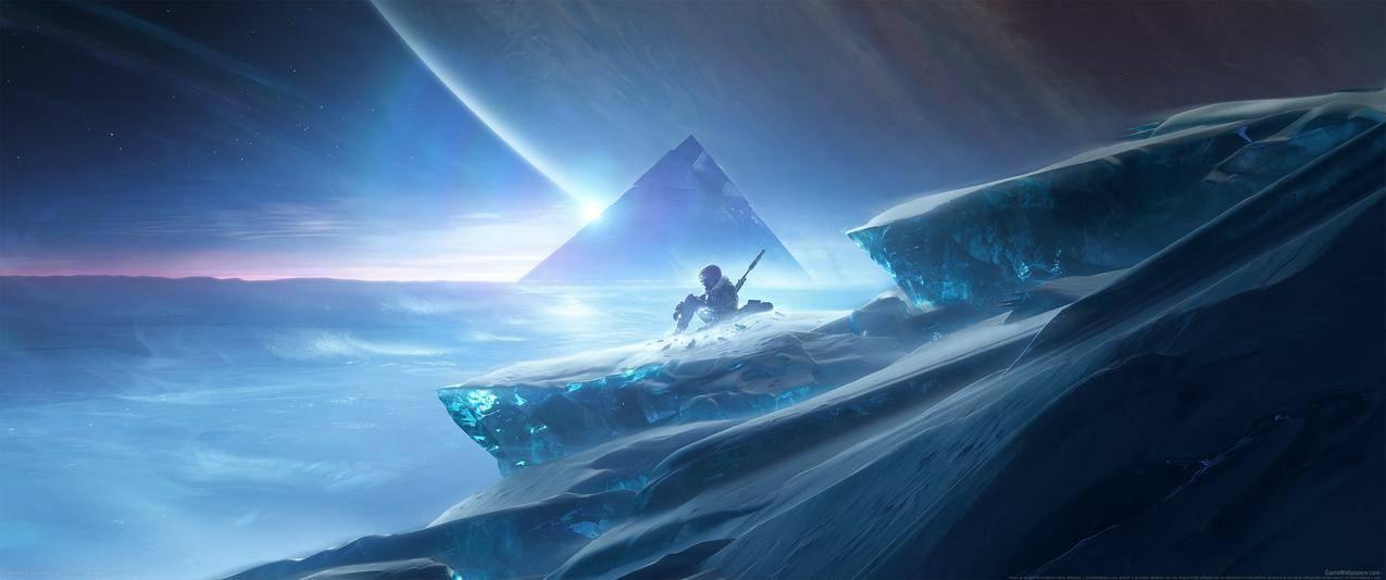 命运2 凌光之刻 Destiny2 Beyond Light 3440x1440 游戏壁纸 千叶网