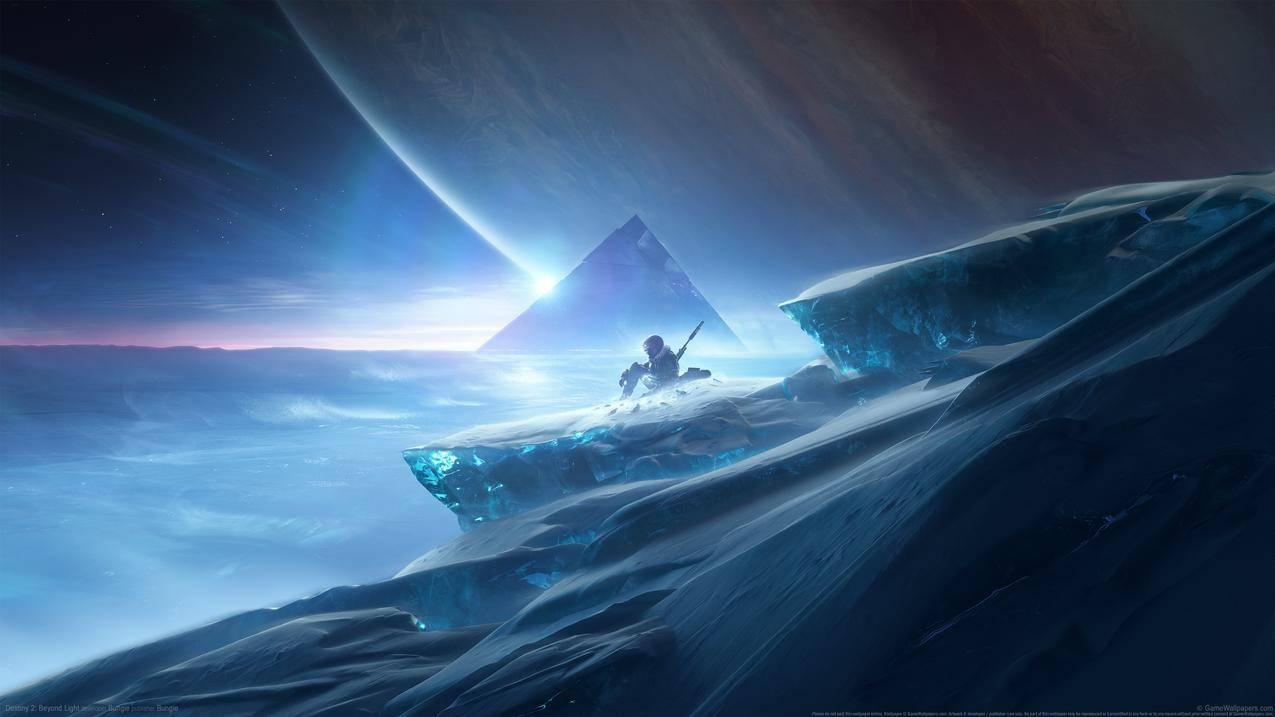 命运2 凌光之刻 Destiny2 Beyond Light 4k游戏壁纸 3840x2160 千叶网